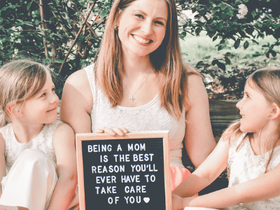 10 Habits that will make you a well and balanced mom
