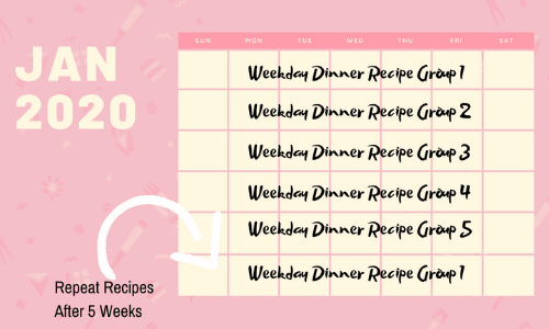 meal planning for busy moms_ save money and time pic 1