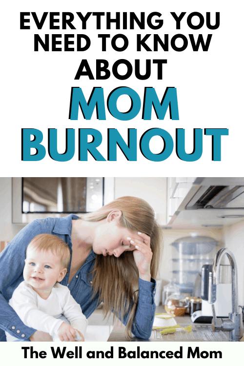 Avoiding mommy burnout