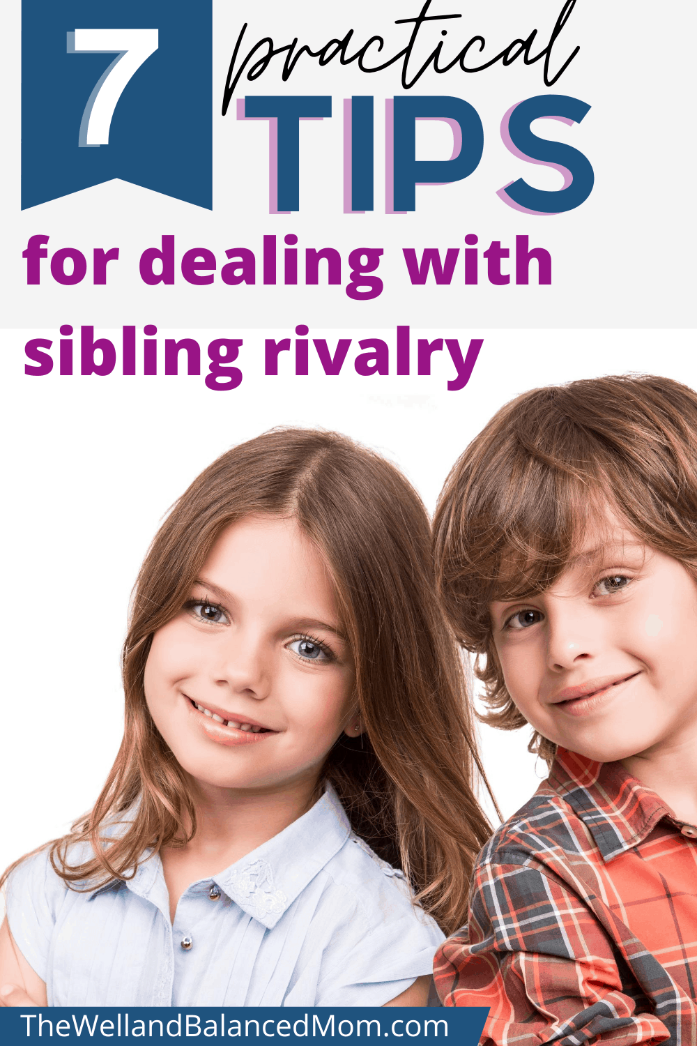 Sibling Rivalry Solutions pin